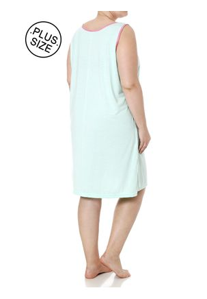 Camisola-Plus-Size-Feminina-Verde-G2
