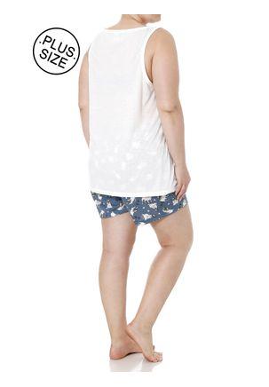 Pijama-Curto-Plus-Size-Feminino-Off-White-G2