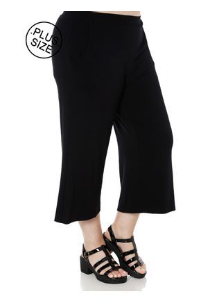 Calca-Pantacourt-Plus-Size-Feminina-Autentique-Preto