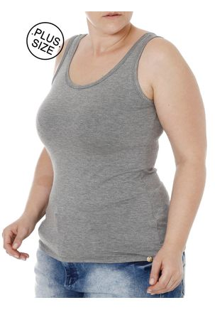 Blusa-Regata-Plus-Size-Feminina-Autentique-Cinza