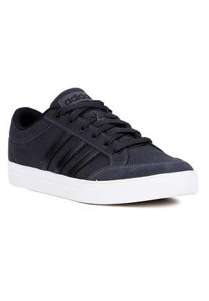 Tenis-Casual-Masculino-Adidas-Vs-Set-Cinza-preto-37