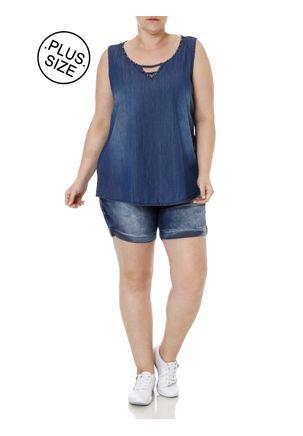 Short-Jeans-Plus-Size-Feminino-Amuage-Azul-44