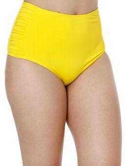 Calcinha-de-Biquini-Hot-Pants-Feminina-Amarelo