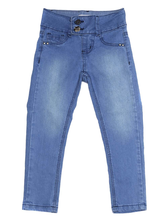 f76b1a0f1 Calça Jeans Infantil Para Menina - Azul - Lojas Pompeia