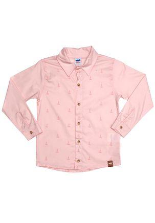 Camisa-Manga-Longa-Infantil-Para-Menino---Rosa-6