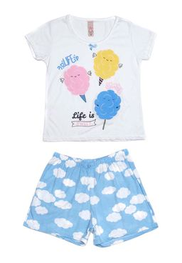 Pijama-Curto-Juvenil-Para-Menina---Off-White-azul-10