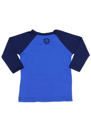 Camiseta-Protecao-UV-Superman-Infantil-para-Bebe-Menino---Azul