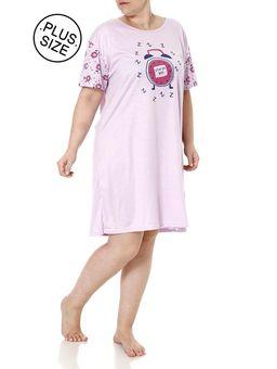 Camisola-Plus-Size-Feminina-Lilas-G2