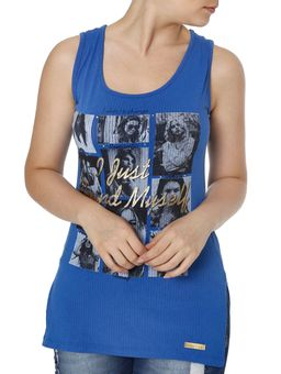 Blusa-Regata-Feminina-Azul-P