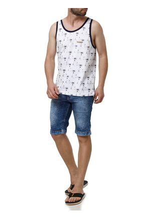 Camiseta-Regata-Masculina-Full-Surf-Branco-azul-Marinho-P