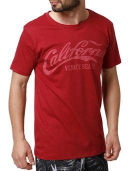 Camiseta-Manga-Curta-Masculina-Vinho-P