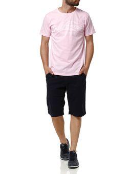 Camiseta-Manga-Curta-Masculina-Rosa-P