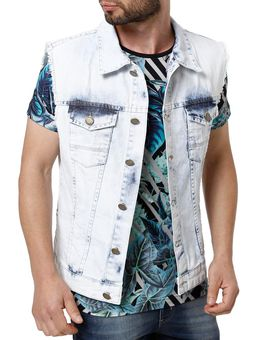 Colete-Jeans-Masculino-Mokkai-Azul-P