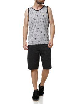 Camiseta-Regata-Masculina-Full-Surf-Cinza-preto-P