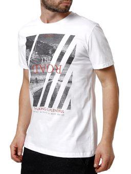 Camiseta-Manga-Curta-Masculina-Habana-Branco