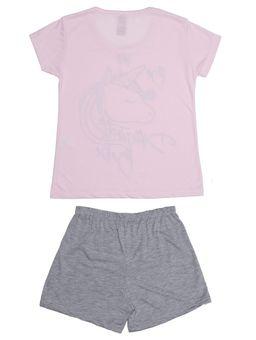 Pijama-Curto-Juvenil-Para-Menina---Rosa-10