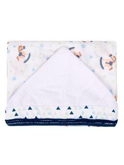 Toalha-de-Fralda-Infantil-para-Bebe---Branco-azul