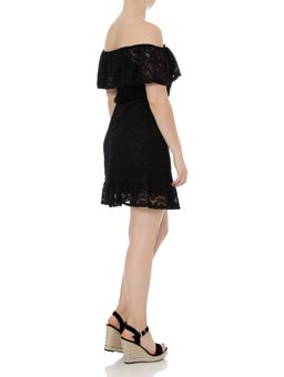 Vestido-Ciganinha-Feminino-Autentique-Preto-P