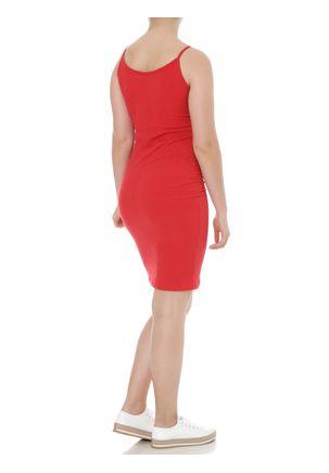 Vestido-Feminino-Vermelho-P