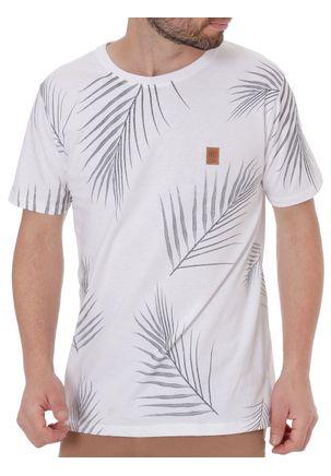 Camiseta-Manga-Curta-Masculina-No-Stress-Branco-P
