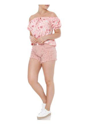 Blusa-Manga-Curta-Ciganinha-Feminina-Rosa-P