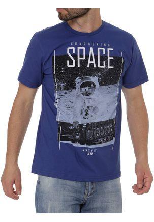 Camiseta-Manga-Curta-Masculina-Azul-P