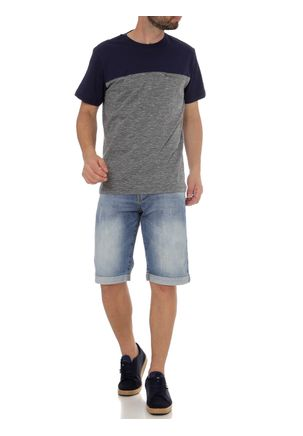 Camiseta-Manga-Curta-Masculina-Full-Surf-Azul-cinza-P