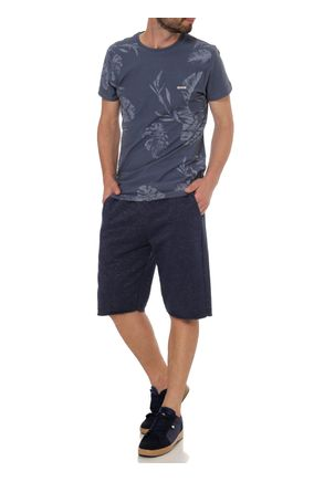 Bermuda-Moletom-Masculina-Azul-Marinho-P