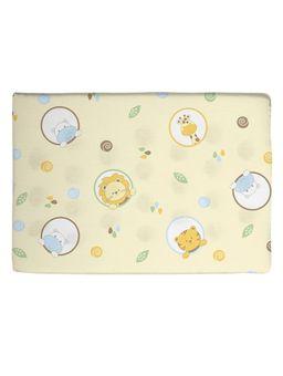 Travesseiro-Antisufocante-Infantil-Para-Bebe---Amarelo