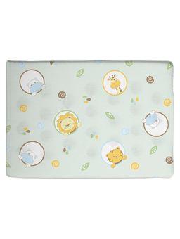 Travesseiro-Antisufocante-Infantil-Para-Bebe---Verde