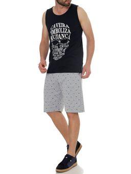 Camiseta-Regata-Masculina-No-Stress-Azul-Marinho-P