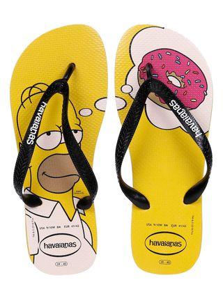 Chinelo-Masculino-Havaianas-Simpsons-Amarelo-33-34