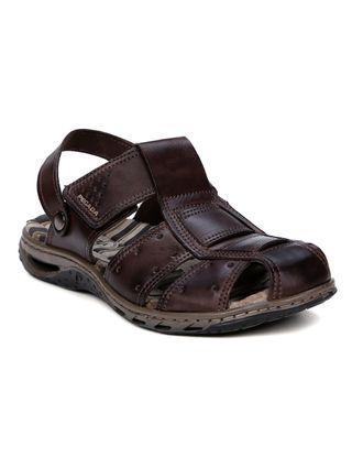 Sandalia-Masculina-Pegada-Marrom-Escuro-38