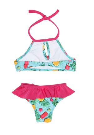 Biquini-Infantil-Para-Menina---Verde-rosa-6