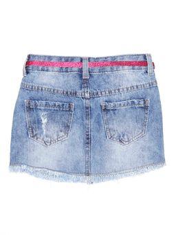 Saia-Curta-Jeans-Infantil-Para-Menina---Azul-6