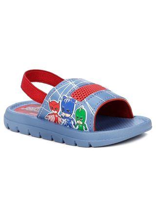 Sandalia-Infantil-Para-Bebe-Menino---Azul-vermelho-19