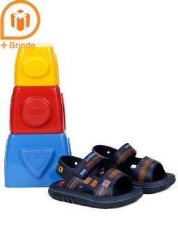 Sandalia-Superman-Infantil-Para-Bebe-Menino---Azul-bege-19