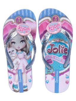 Chinelo-Infantil-Jolie-Para-Menina---Azul-rosa-25-26