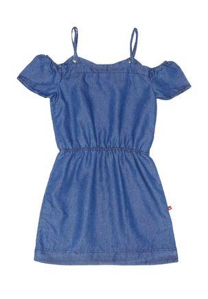 Vestido-Jeans-Juvenil-Para-Menina---Azul-16