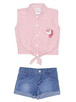 Conjunto-Infantil-Para-Menina---Rosa-azul-1