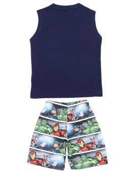 Conjunto-Avengers-Infantil-Para-Menino---Azul-cinza-6