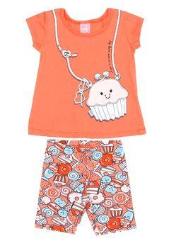 Conjunto-Infantil-Para-Bebe-Menina---Coral-P