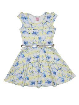 Vestido-Infantil-Para-Menina---Amarelo-6