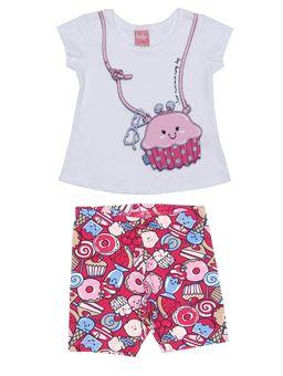 Conjunto-Infantil-Para-Bebe-Menina---Branco-rosa-P