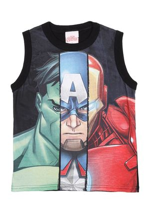 Camiseta-Regata-Avengers-Infantil-Para-Menino---Preto-6