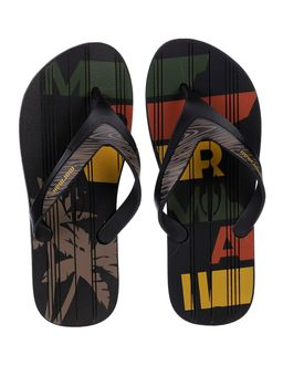 Chinelo-Masculino-Mormaii-Tropical-Pro-Preto-marrom-33-34