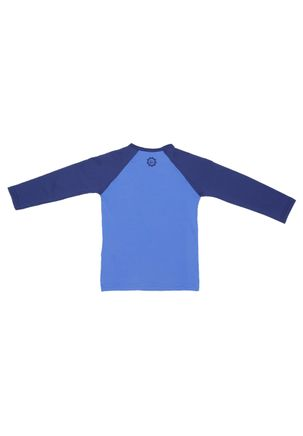 Camiseta-Manga-Longa-Superman-Infantil-Para-Menino---Azul-1