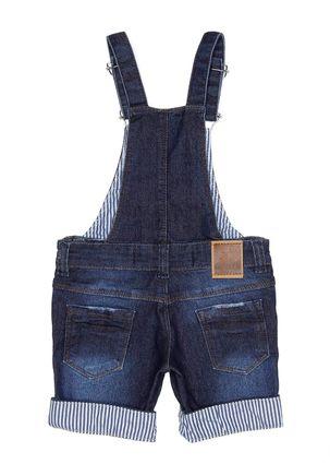 Macacao-Jeans-Jardineira-Infantil-Para-Menino---Azul-1