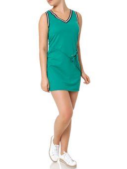 Vestido-Curto-Feminino-Autentique-Verde