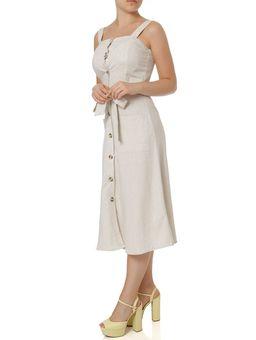 Vestido-Feminino-Autentique-Bege-P